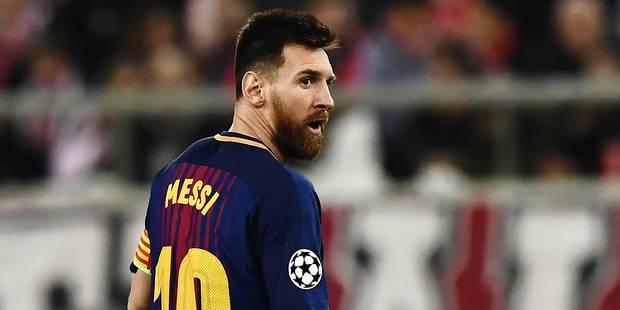 Les dix statistiques folles des 600 matches de Messi avec le Barça - La DH
