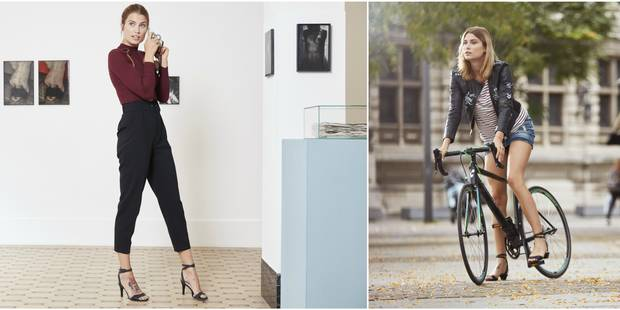 Des chaussures à talons amovibles   une petite marque belge lance cette  nouveauté bien pratique - La DH bccc1a0acf3