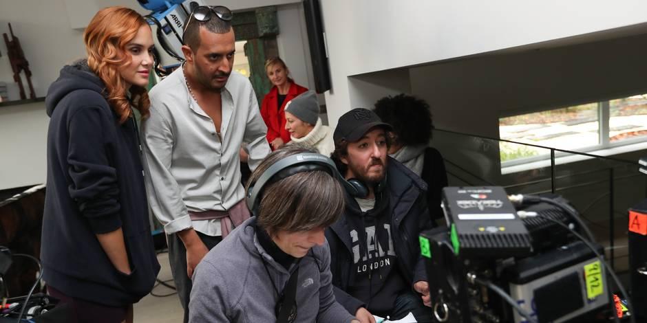"""Mourade Zeguendi, la star de """"Champion"""", la nouvelle série foot de la RTBF - La DH"""