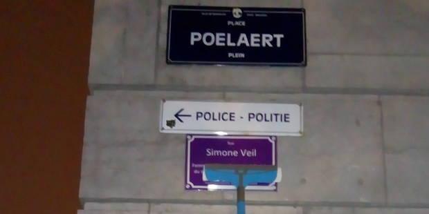 Les rues des Marolles rebaptisées avec des noms de femmes - La DH