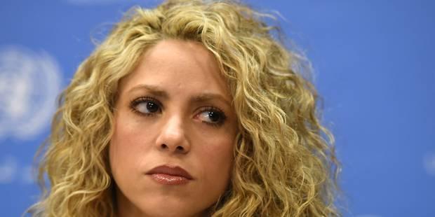 Voici pourquoi le concert de Shakira au Sportpaleis d'Anvers ce dimanche est annulé - La DH