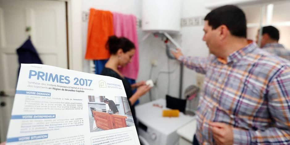bruxelles les primes nergie tr s pris es en 2016 la dh. Black Bedroom Furniture Sets. Home Design Ideas