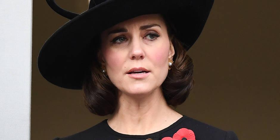 Kate Middleton opte pour une nouvelle coiffure