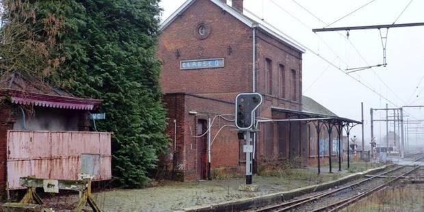 Rouvrir la gare de Clabecq : pas enterré mais pas envisagé - La DH