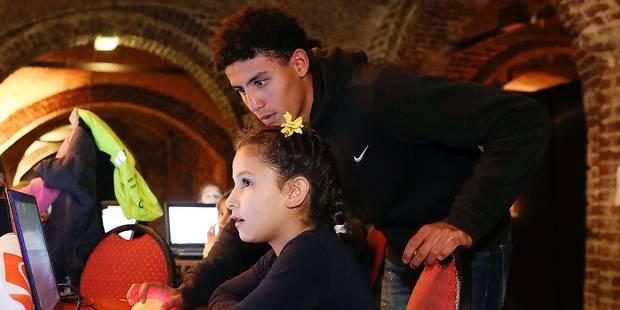 Anderlecht : 80 jeunes initiés au codage à Cureghem - La DH