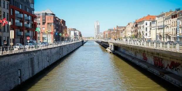 Un corps repêché dans le canal Bruxelles-Vilvorde - La DH