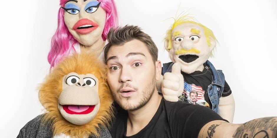 """Jeff Panacloc: """"Jean-Marc n'est pas une marionnette"""""""