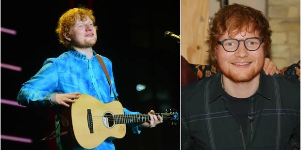 Ed Sheeran est roux et alors ? L'interview de 7 à 8 qui scandalise - La DH