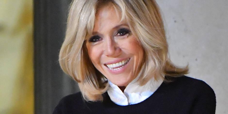 Brigitte Macron : Vanity fair la classe à la troisième place des français les plus influents au monde