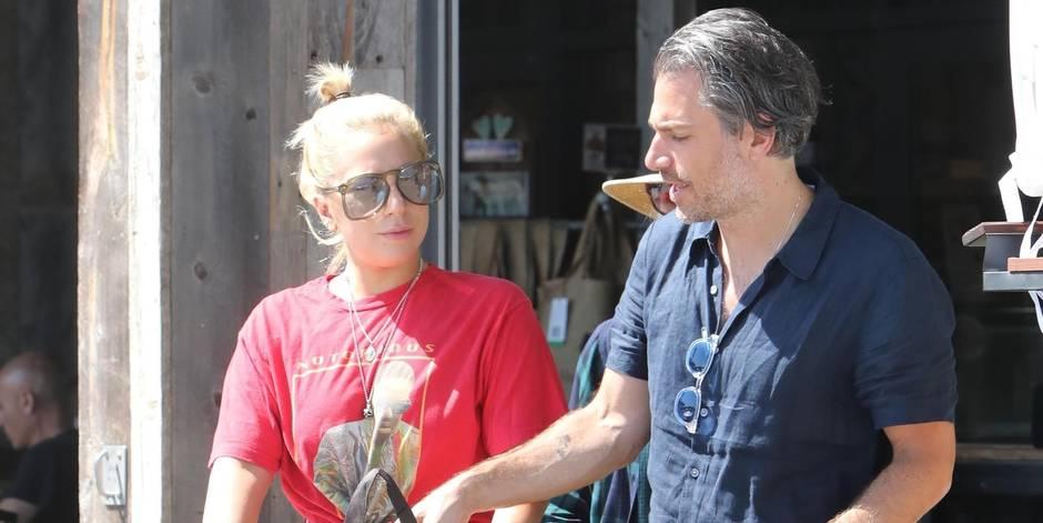 Le fiancé de Lady Gaga s'est fait tatouer le visage de la chanteuse sur le bras
