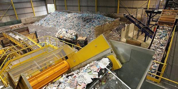 Bruxelles Propreté soupçonnée de gonfler son taux de recyclage - La DH