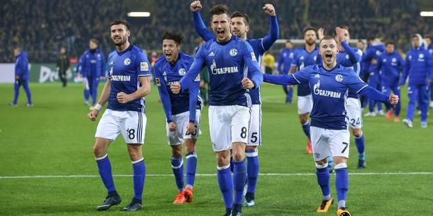 Bundesliga: première défaite du Bayern de Jupp Heynckes, remontée incroyable de Schalke à Dortmund - La DH