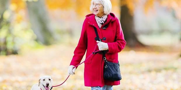 Avoir un chien réduirait le risque de mort prématurée - La DH