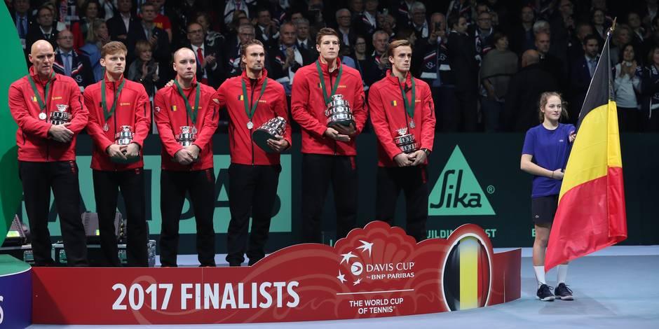 Coupe Davis: Quel avenir pour le tennis belge? - La DH
