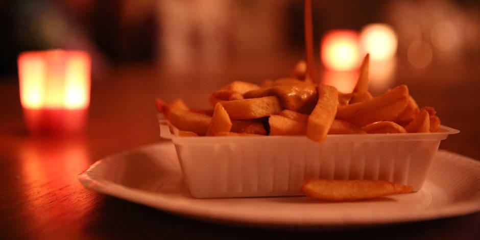 Les 10 meilleurs spots à frites belges, du fritkot au restaurant à burgers