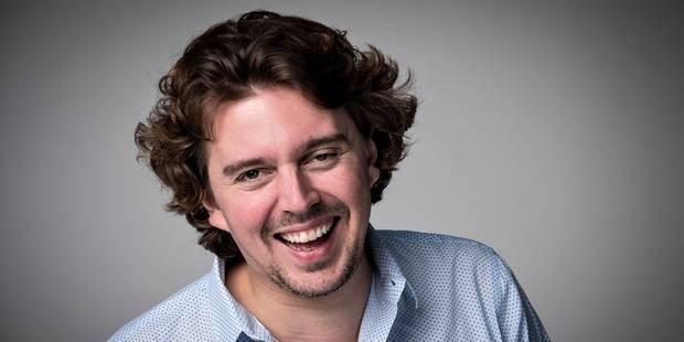 Alex Vizorek bientôt sur TF1 - La DH