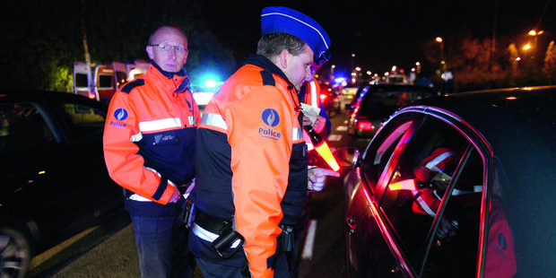 Campagne BOB dans le Borinage: 10% des conducteurs contrôlés étaient sous influence - La DH