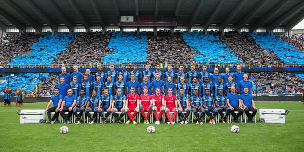 Le Club Bruges se sépare de son entraîneur des gardiens Jan Van Steenberghe - La DH