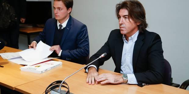 Le parquet va aussi en appel contre les deux semaines de suspension de Sa Pinto - La DH