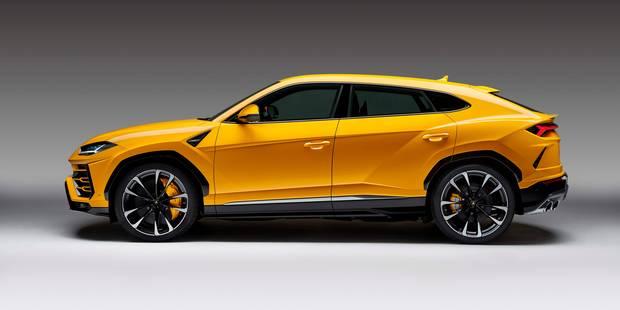 Le nouveau taureau de Lamborghini ? Un SUV ! - La DH