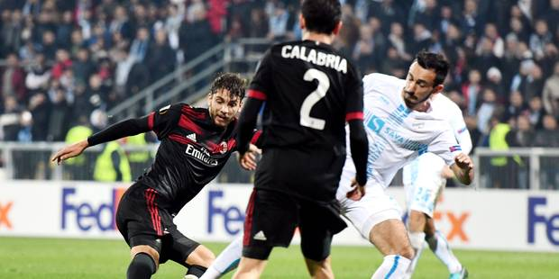 Le Milan de Gattuso défait mais qualifié, ça passe de justesse pour Marseille et Bilbao - La DH