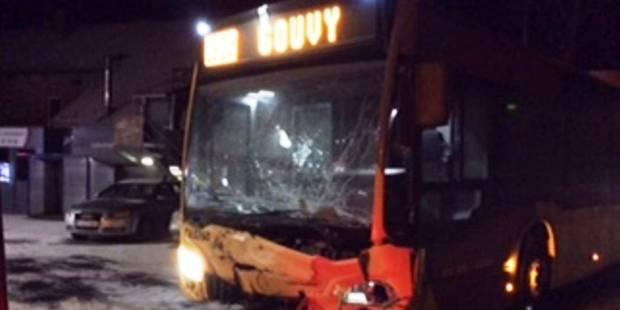 Accident de bus à Steinbach : quatre blessés - La DH