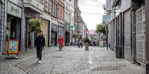 Huit nouvelles boutiques soutenues par la ville de Mons - La DH