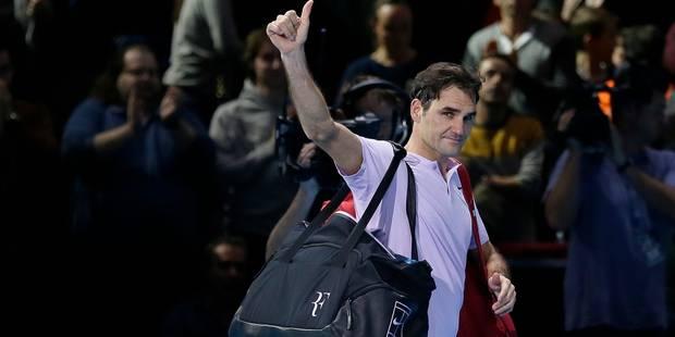 Federer élu une nouvelle fois Sportif suisse de l'année - La DH