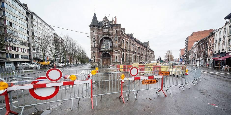 Liège : l'hôpital de Bavière est stable !