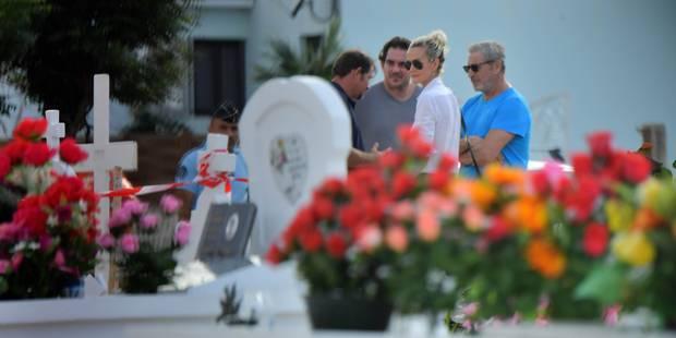 Johnny Hallyday inhumé à Saint-Barthélemy - La DH