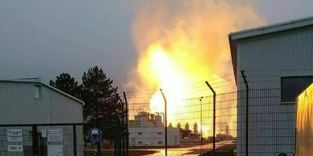 Autriche: Explosion dans un terminal gazier, un mort et 18 blessés - La DH