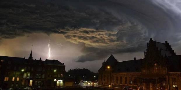 Intempéries: Fin de la phase de pré-alerte routière en Wallonie - La DH