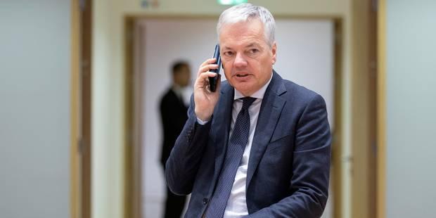 Stade national: Didier Reynders juge sérieuse la candidature de Besix pour rénover le Stade Roi Baudouin - La DH