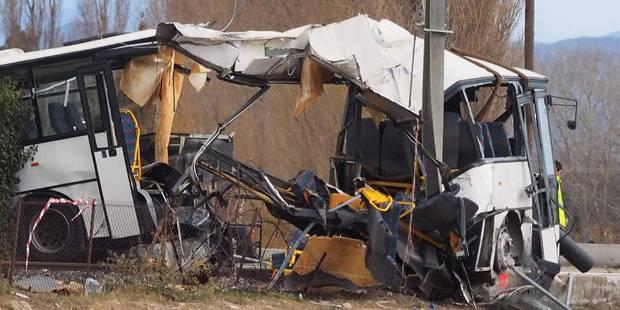 Collision de Millas: 5 enfants tués, défaillance technique ou erreur humaine ? (PHOTOS & VIDEOS) - La DH