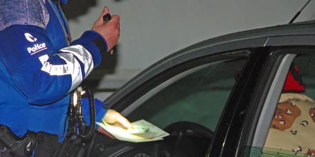 Contrôle routier à Namur: armes et drogues - La DH