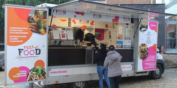 Thuin: Un village de Food Truck remplace le marché de Noël - La DH
