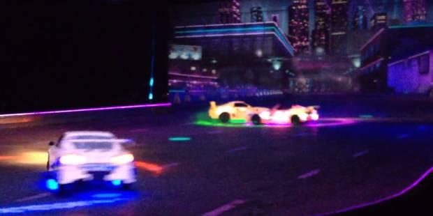 Fast&Furious Live: un ballet rapide et furieusement lumineux (VIDEOS) - La DH