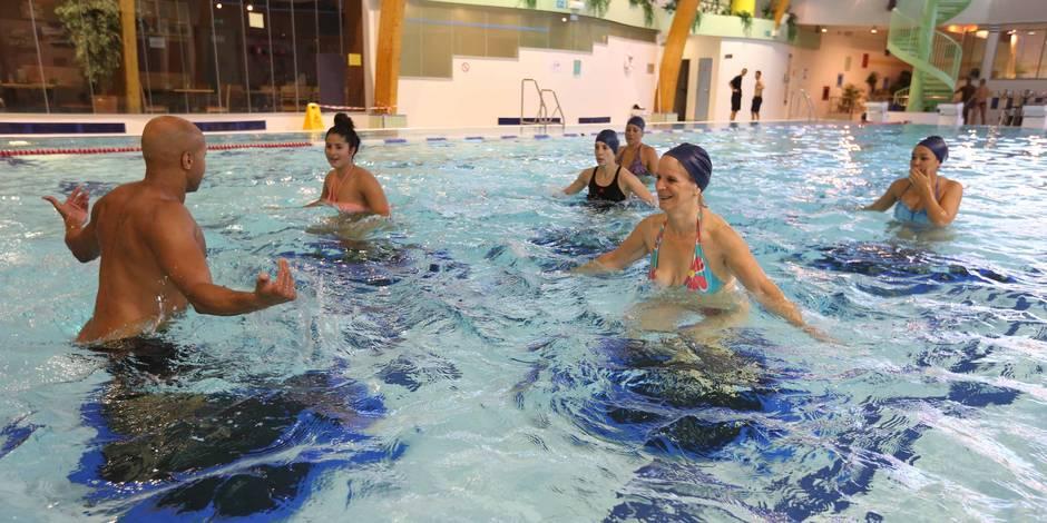 """L'Aqua Jump débarque chez nous !À la rentrée, la piscine de l'Espadon, à Etterbeek, va lancer, sous l'impulsion d'Hicham Idelcaid, une discipline insolite : l'Aqua Jump ! Un terme explicite pour une activité athlétique mais surtout ludique. """"Comme son nom l'indique, l'Aqua Jump combine la gymnastique aquatique et l'utilisation de trampolines, placés sous l'eau"""", commente le maître-nageur bruxellois."""