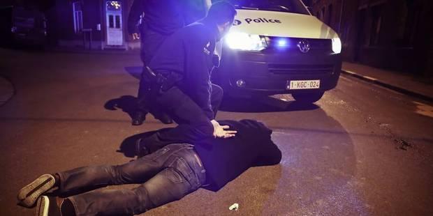 Le Manageois avait foncé sur un policier - La DH