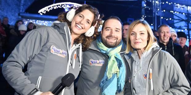 Quand l'équipe de Viva For Life se frite avec Bel RTL - La DH