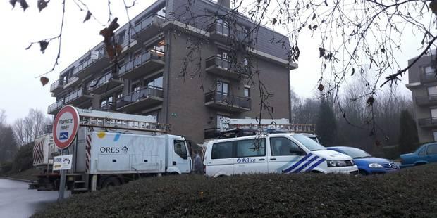 Un immeuble à appartements évacué à Bierges suite à une intoxication au CO: 4 personnes hospitalisées - La DH