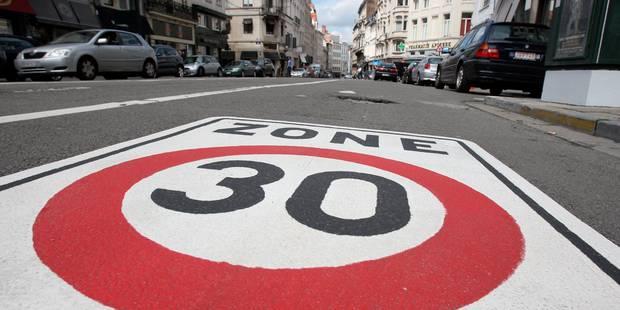 Charleroi : Magnette s'oppose à une zone 30 généralisée en centre-ville - La DH