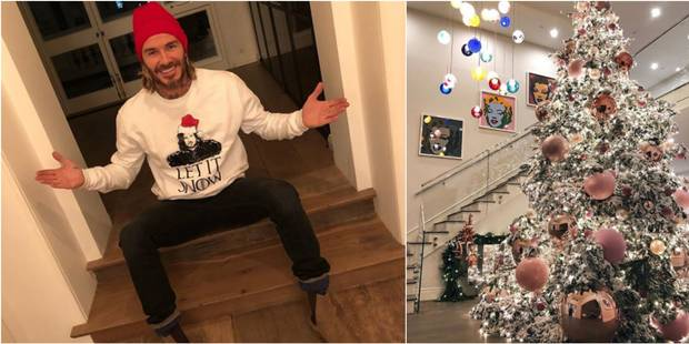 Les stars aussi préparent Noël - La DH