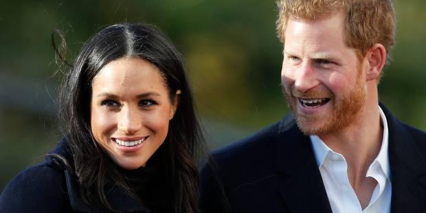 Par amour pour Meghan, le prince Harry renonce à une vieille tradition royale - La DH
