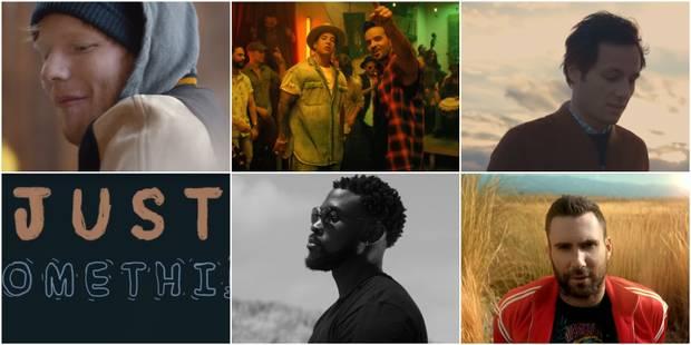 Ces 10 chansons qui auront marqué 2017 (VIDEOS) - La DH