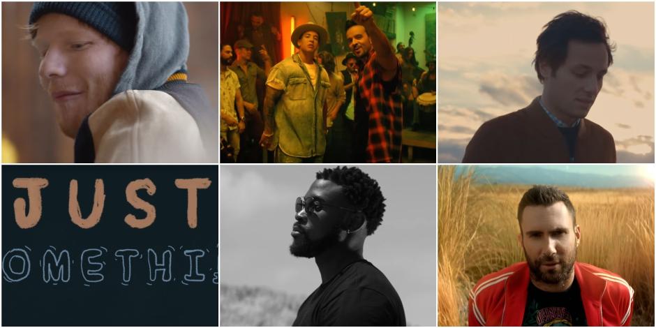 Ces 10 musiques qui auront marqué 2017 (VIDEOS)