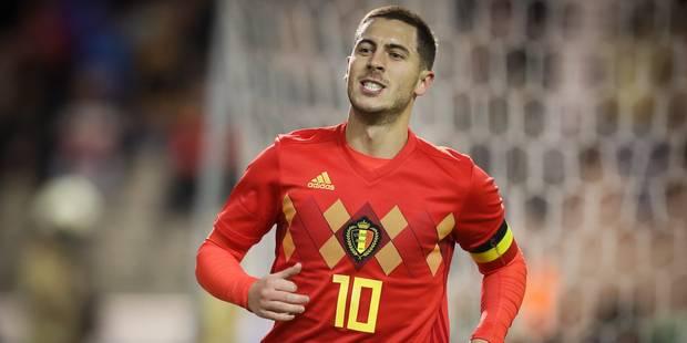 """Eden Hazard: """"Je fais partie des meilleurs joueurs du monde"""" - La DH"""