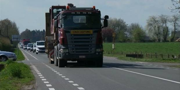 Jodoigne : les camions perturbent toujours... les riverains ! - La DH