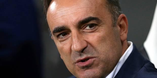Carlos Carvalhal nouvel entraîneur de Swansea - La DH