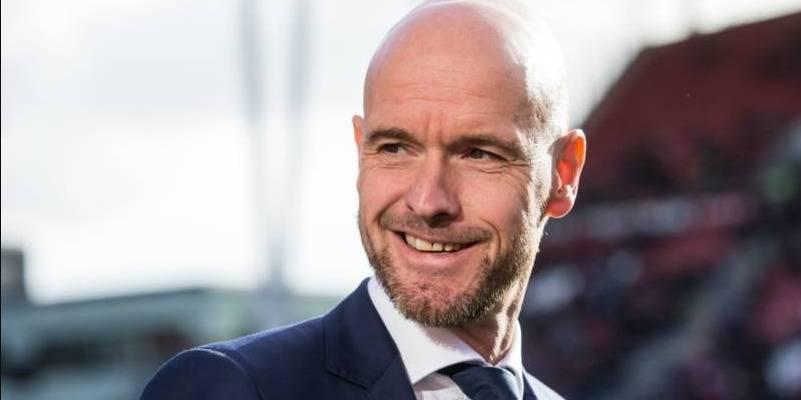 Erik ten Hag officiellement nommé nouvel entraîneur de l'Ajax